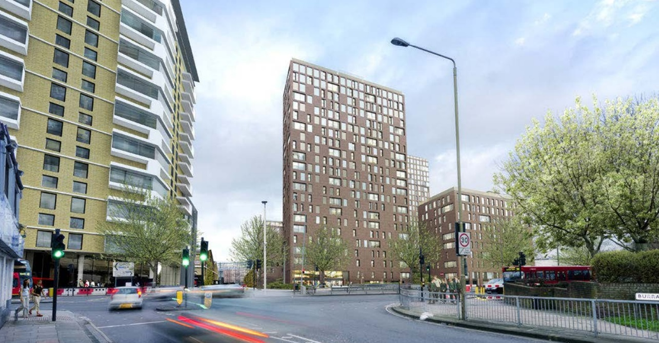 TfL team up to build tower blocks above Woolwich Crossrail station