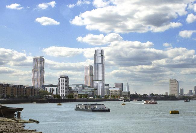 Convoys Wharf: Consultation soon on next phase