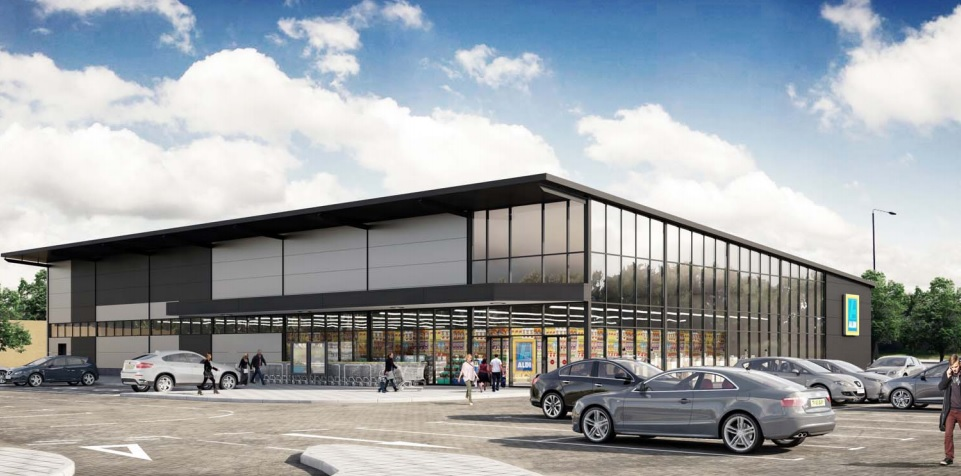 Thamesmead Aldi to reopen on 30th January