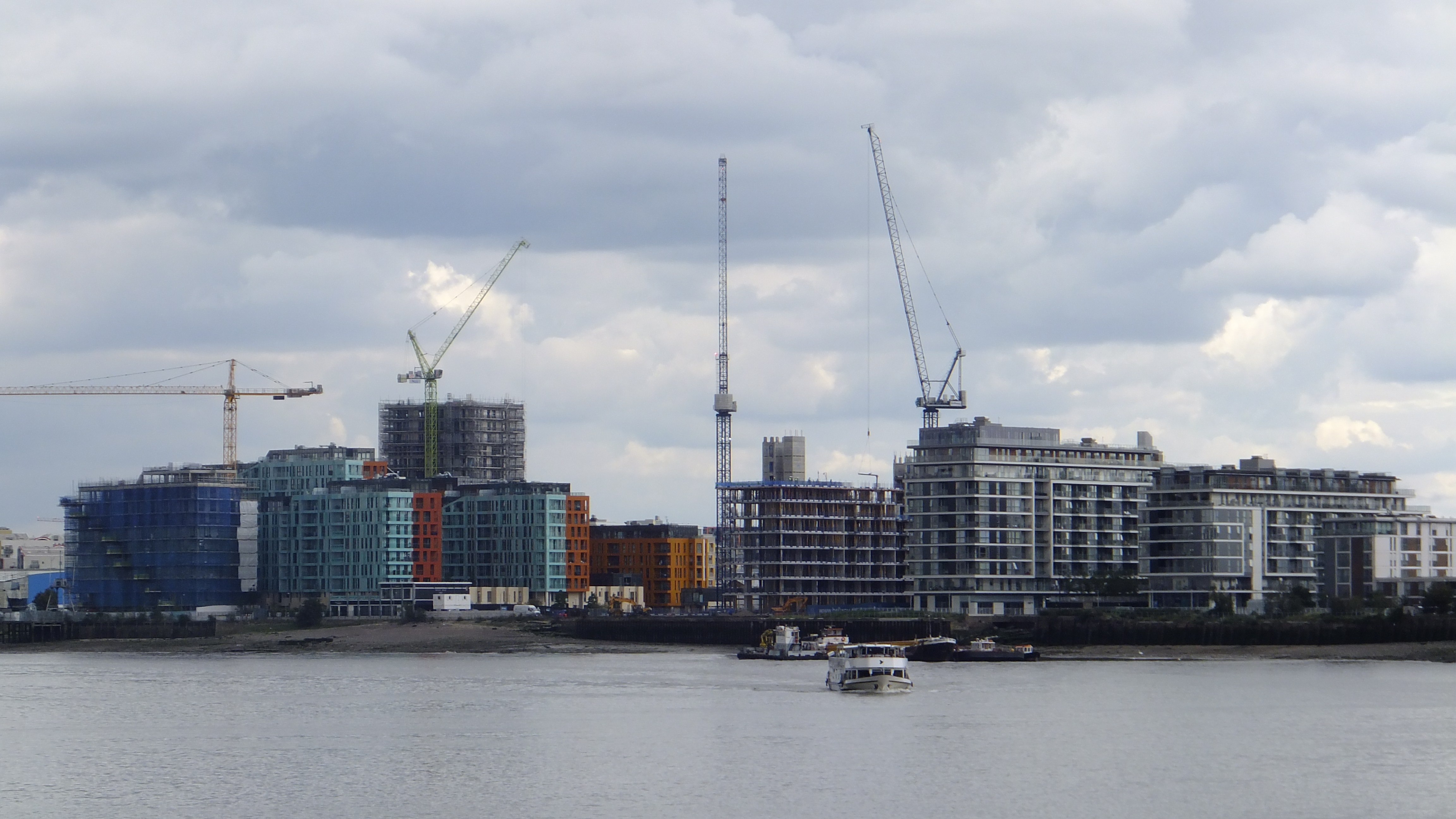High housebuilding levels bring in £54 million to Greenwich Council – what is the New Homes Bonus?
