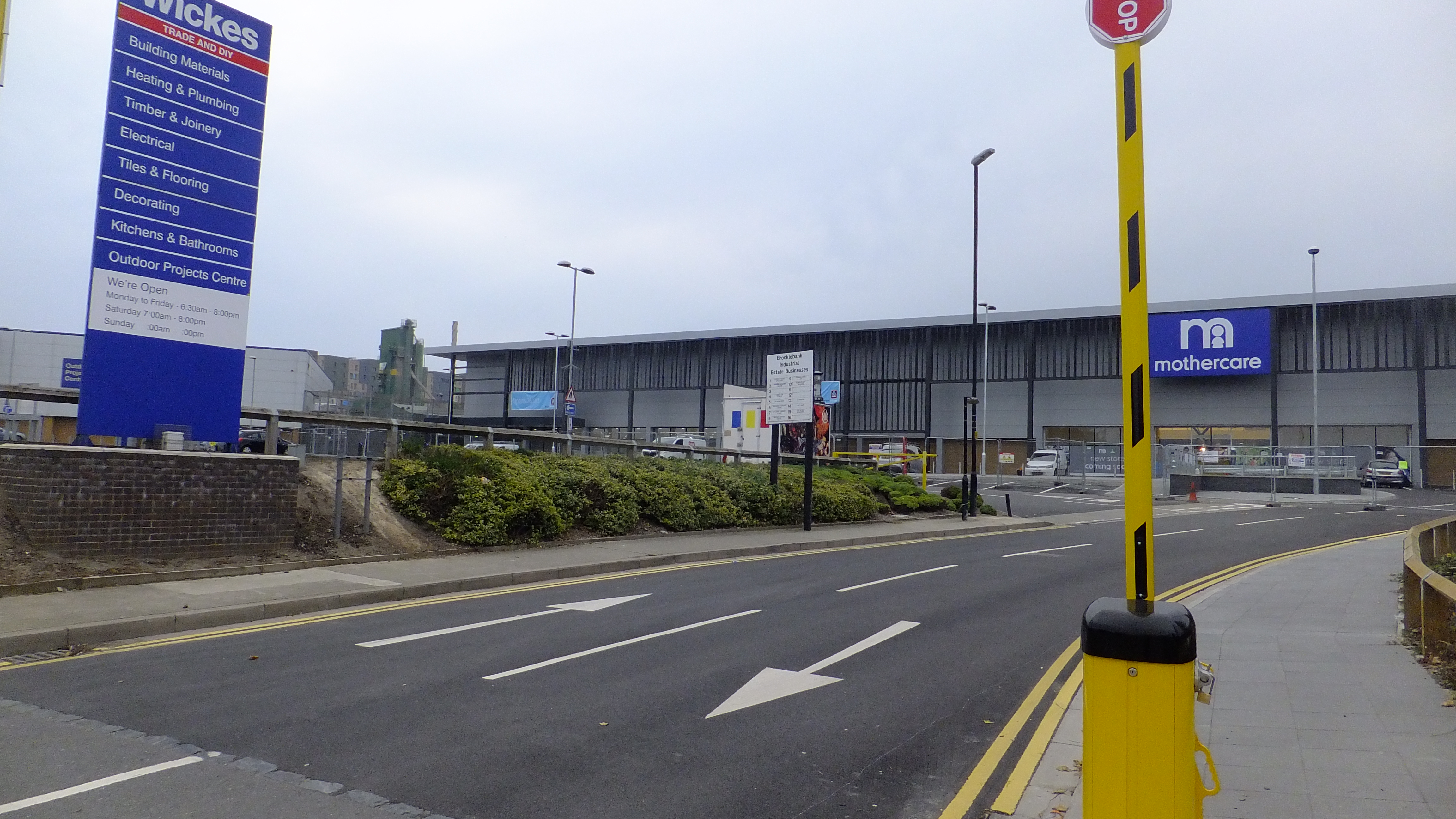 New Aldi in Charlton opens end of October as few pedestrian improvements seen