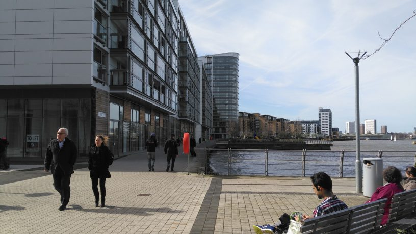 Thames Path walk guest post 4: Greenwich, Deptford, Rotherhithe and