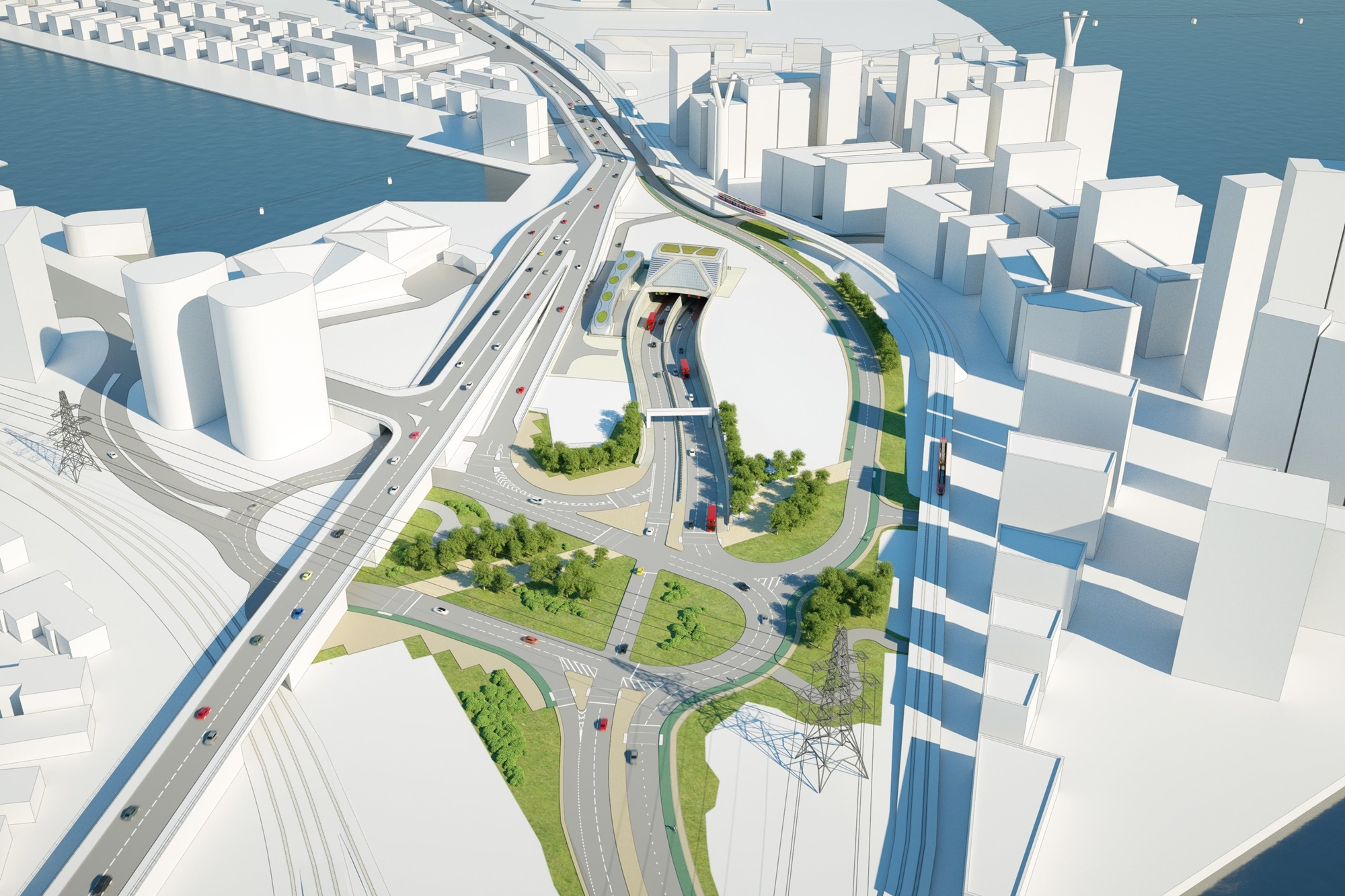 TfL push on with Silvertown Tunnel and select contractor