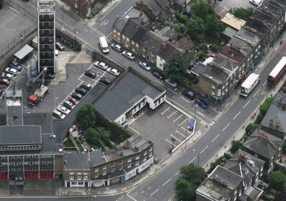 Plans for Majestic wine shop in Greenwich to be demolished