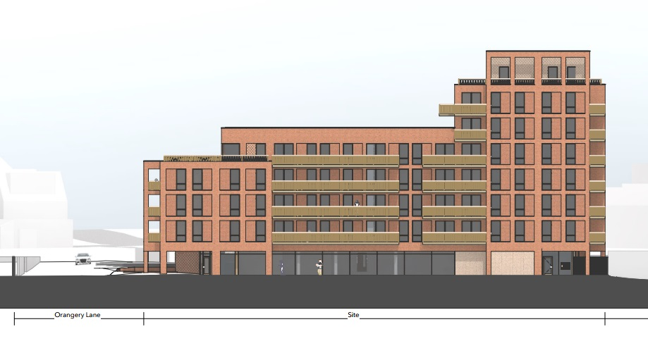Eltham housing block back before Greenwich planning board