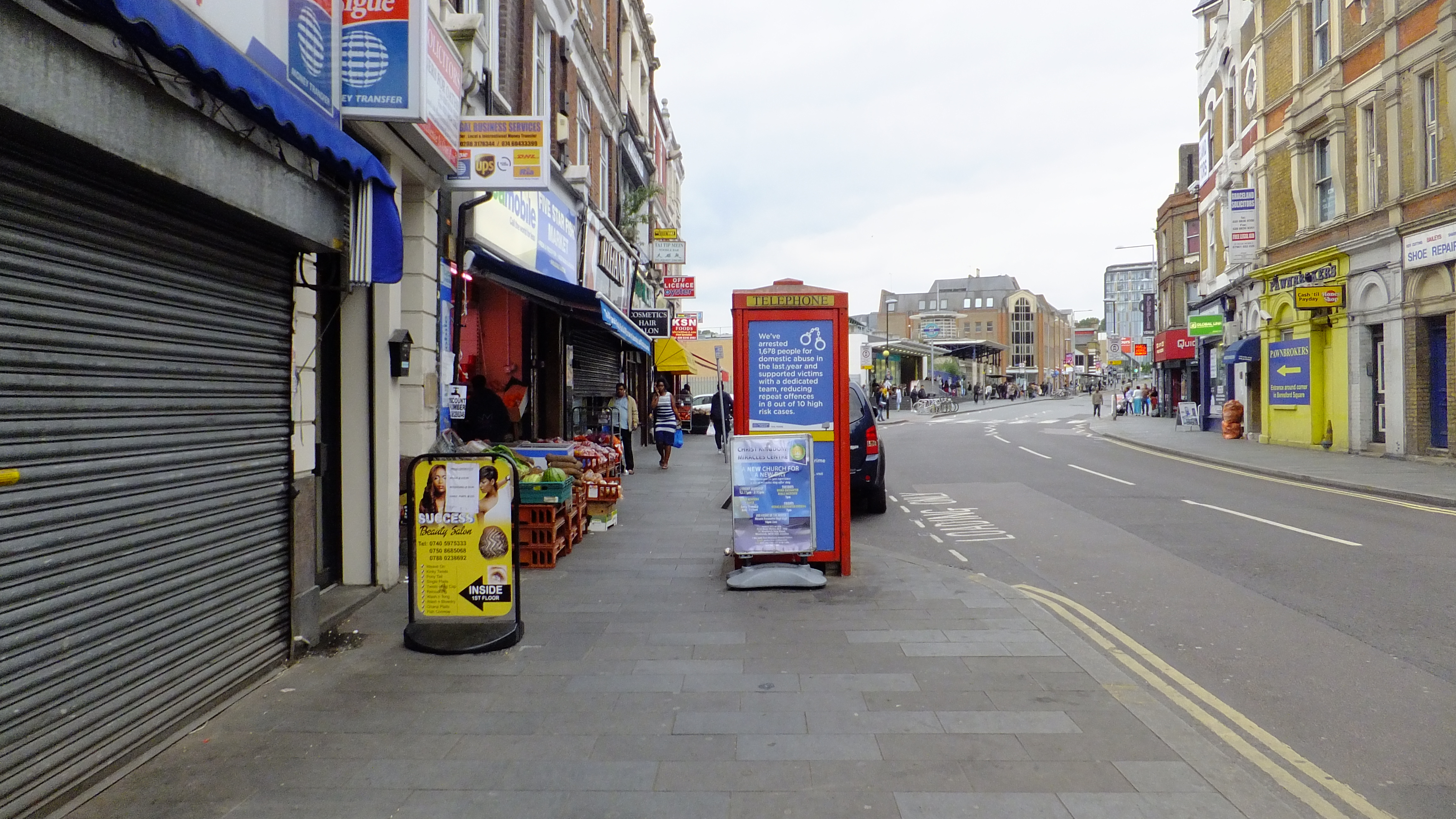 Woolwich one of the top spots in London for people using bus