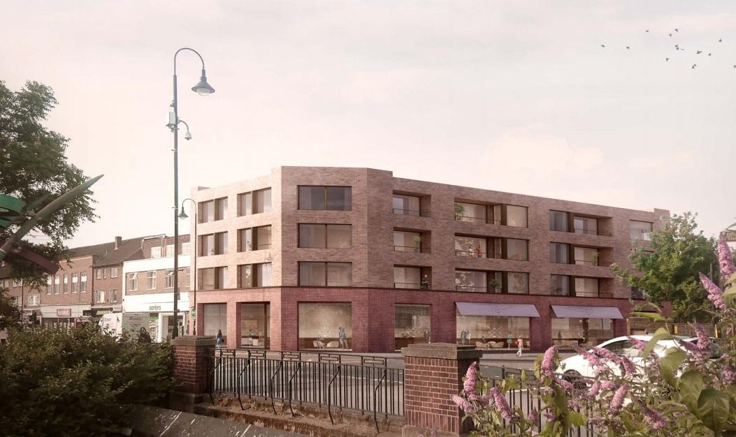 Crayford Town Centre development planned