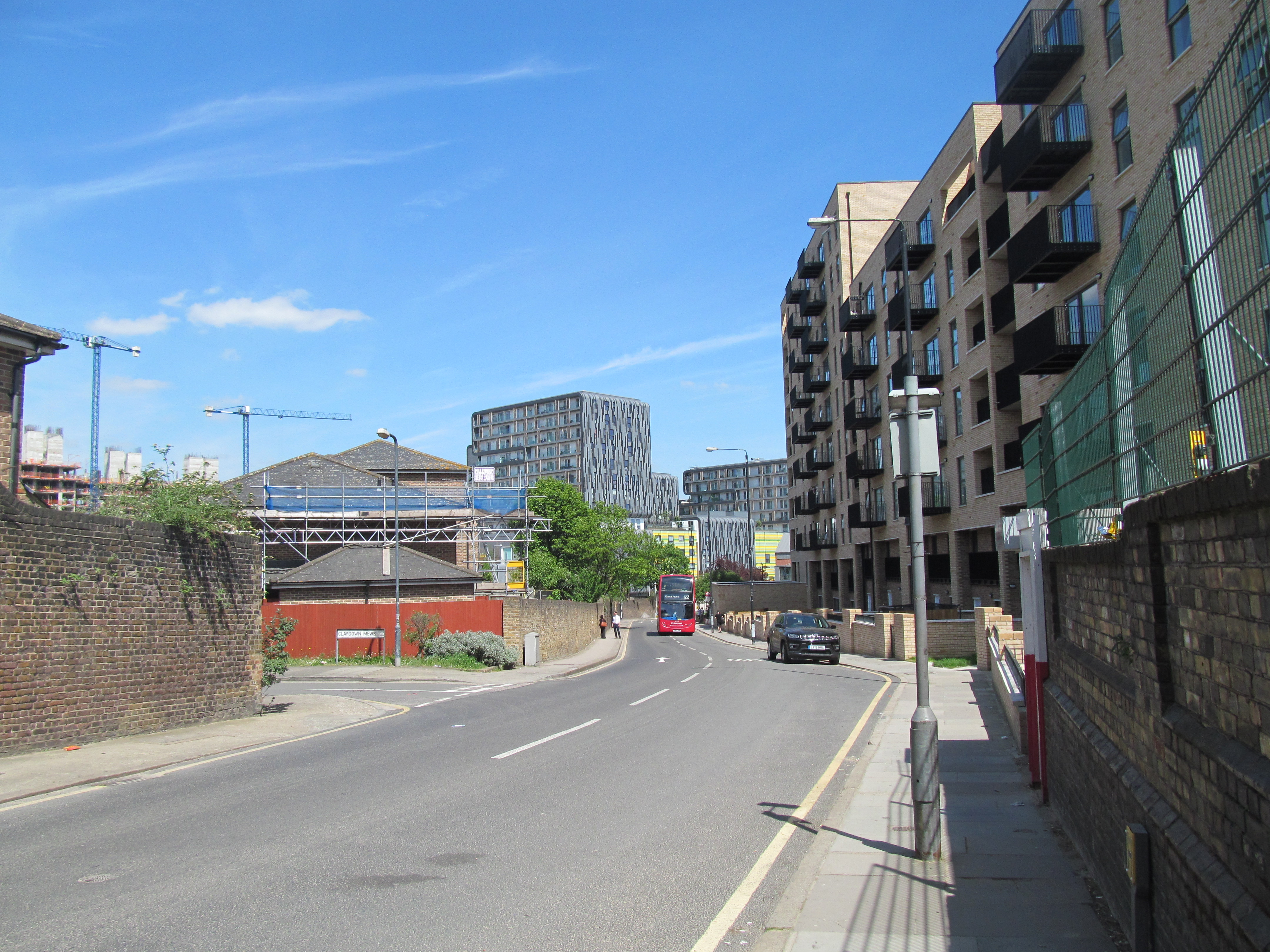 A look at Woolwich's newest estate: Trinity Walk
