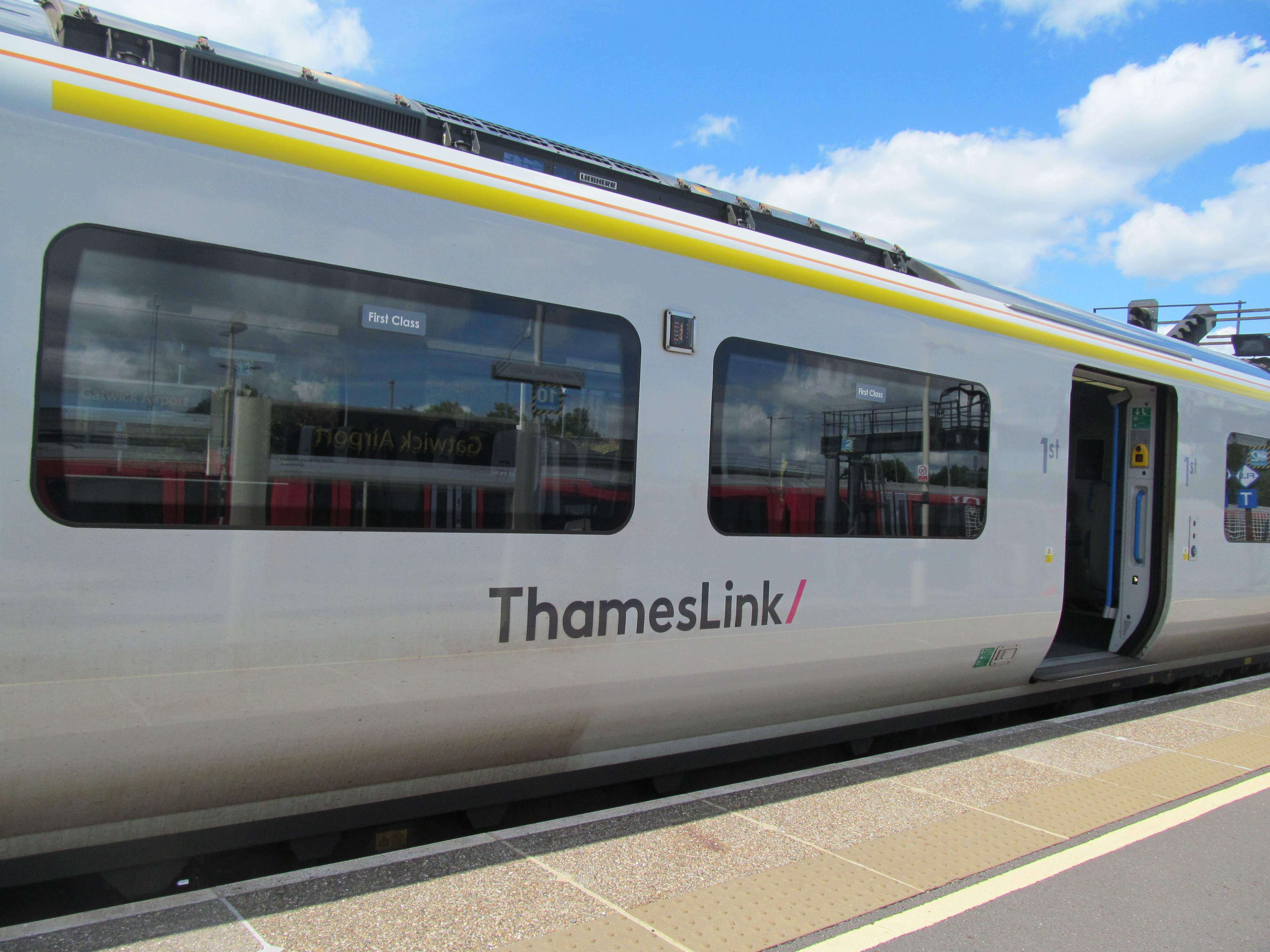 Thameslink to introduce more services throughout September