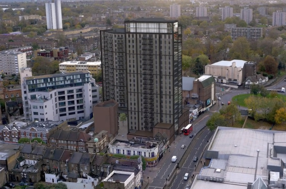 A look at Woolwich towers proposed at Mortgramit Square