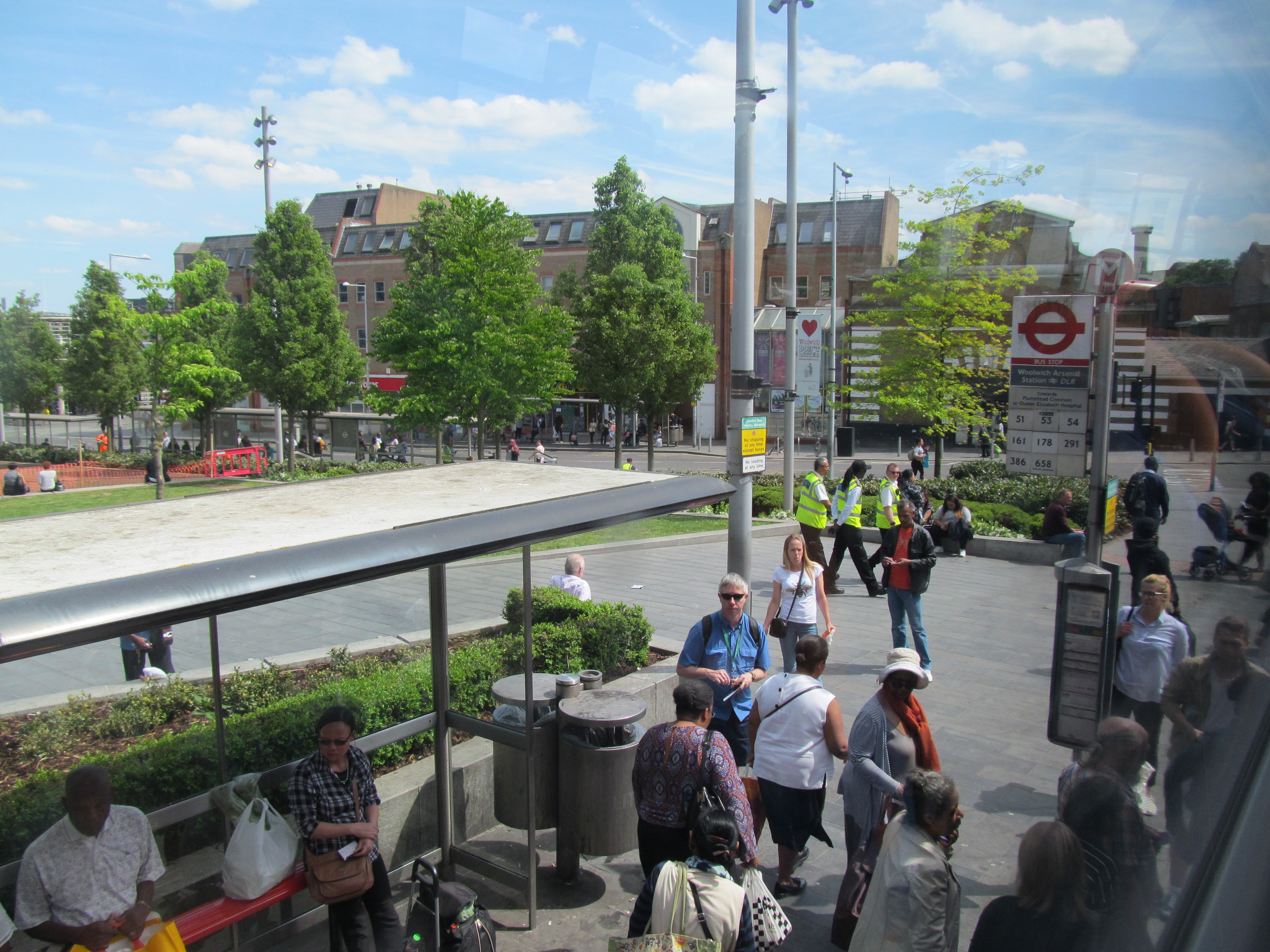 Woolwich one of the top spots in London for people using bus hoppa fares