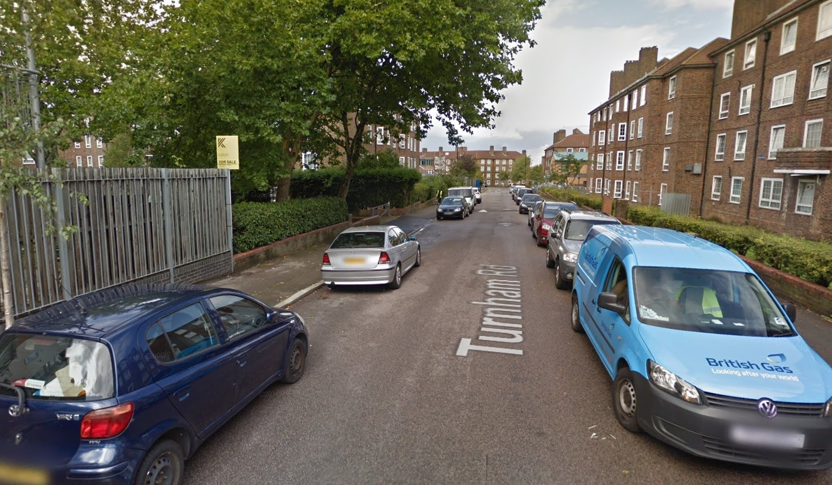 Man shot in Brockley