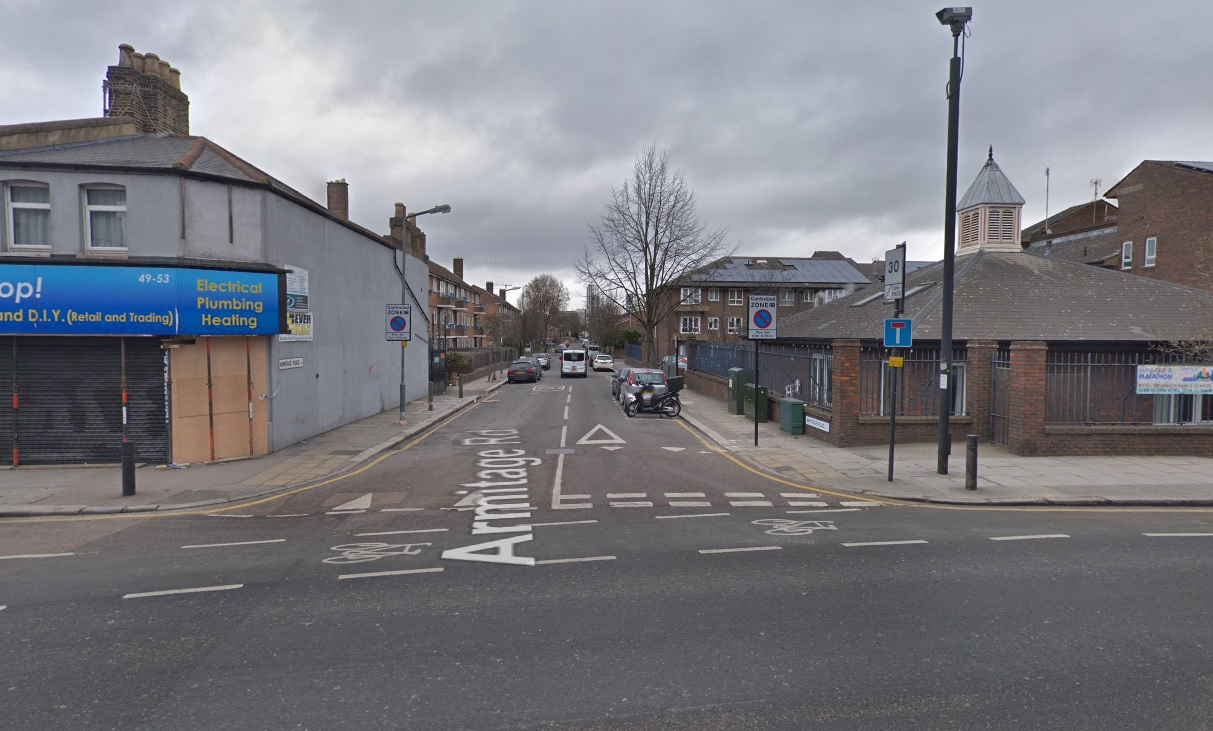 Teen stabbed to death in Greenwich