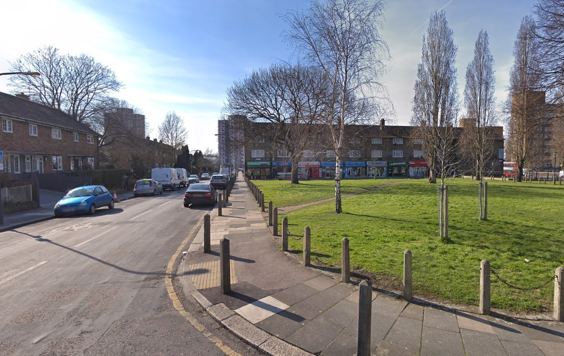 Man stabbed in Woolwich last night