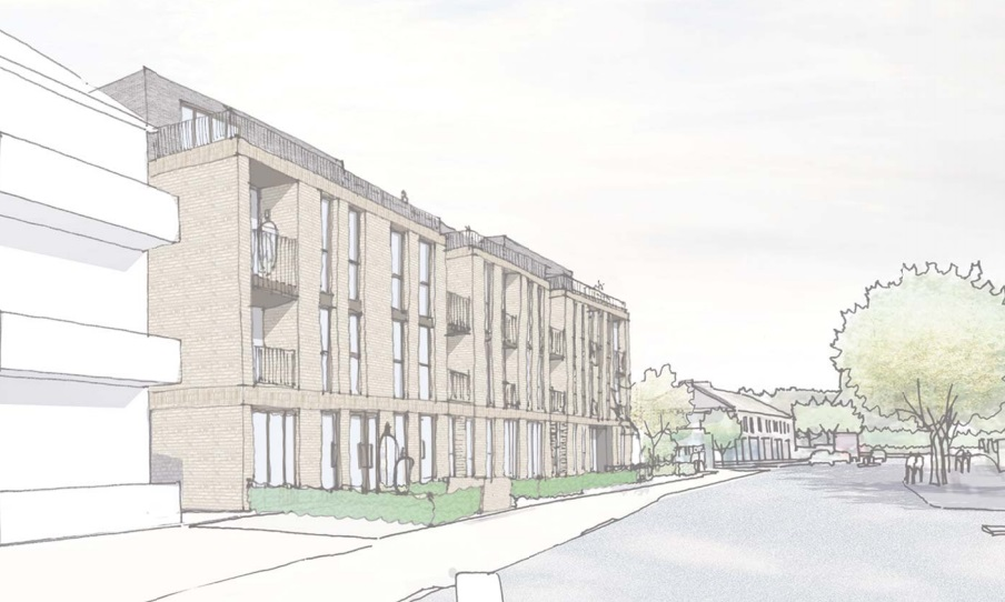 New build block of 42 flats in Erith set to be approved