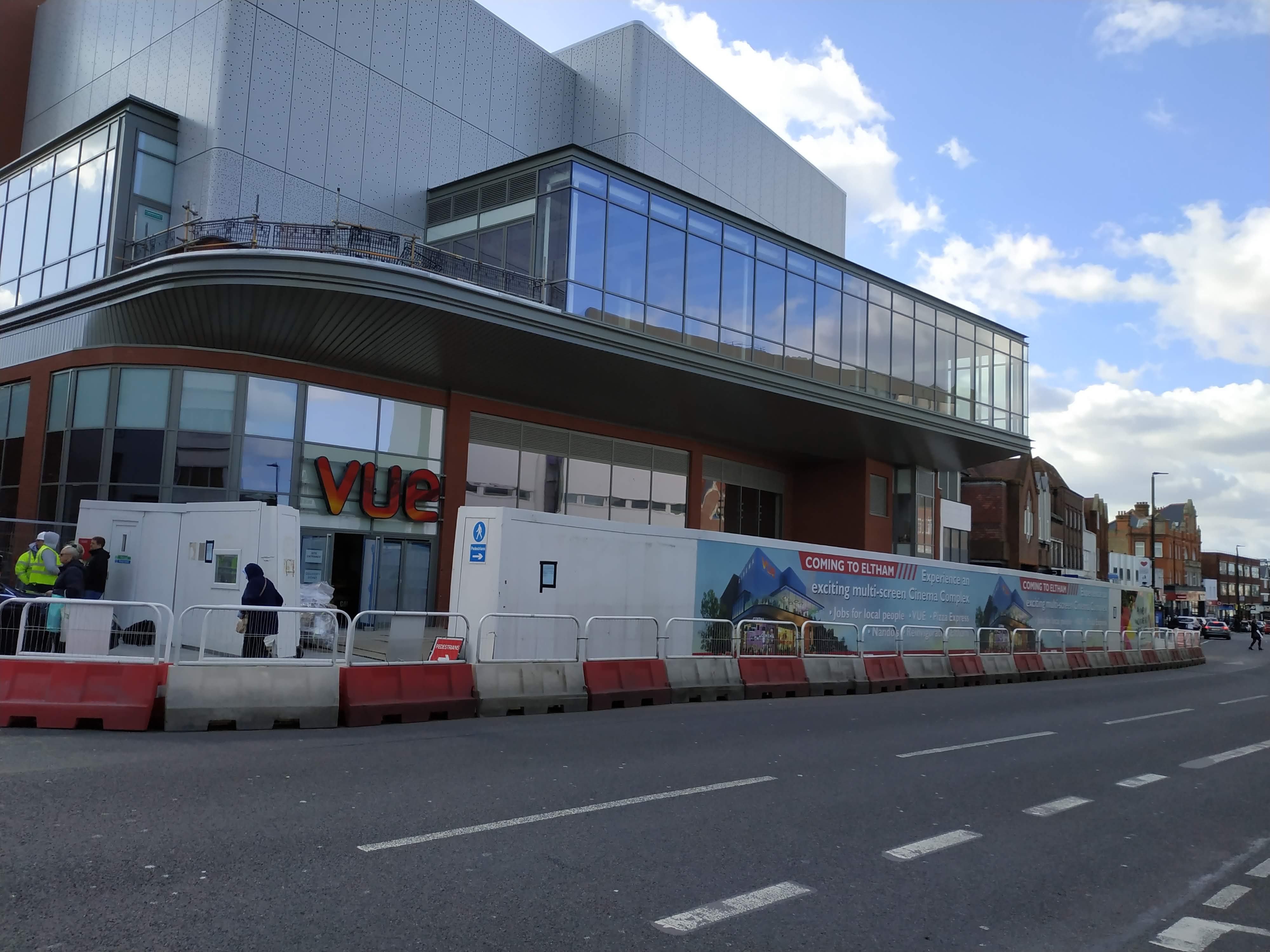 Elthams New Vue Cinema On The High Street Reaches Home