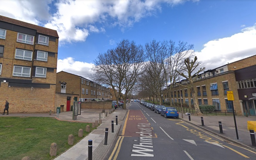 Two men stabbed in Thamesmead