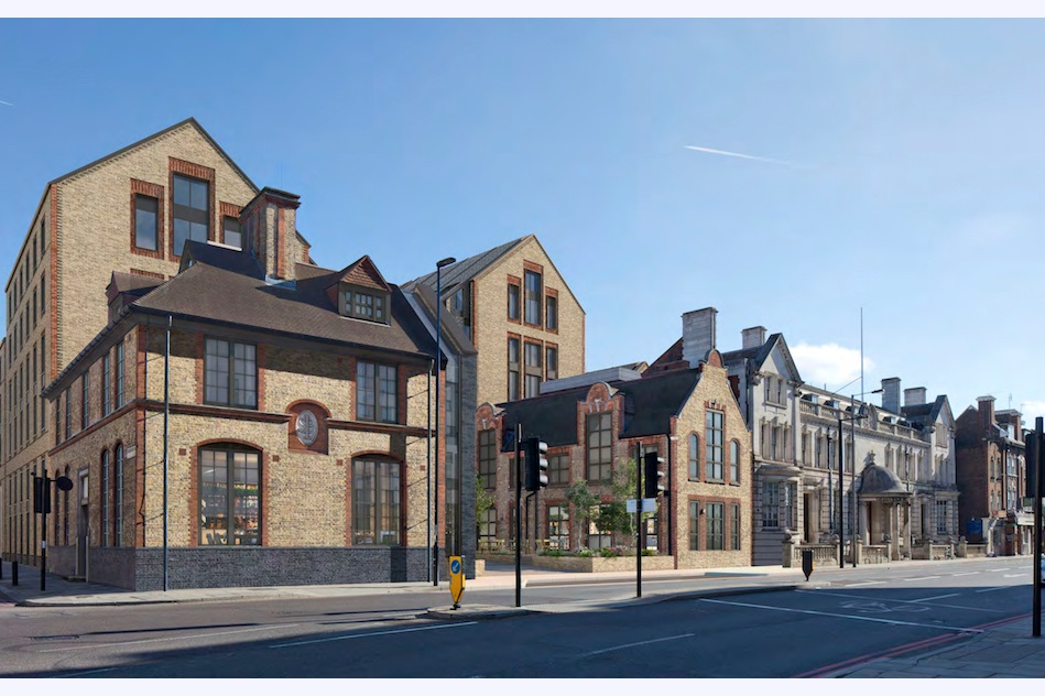 Work on hotel and bars at former Greenwich Magistrates Court due to commence