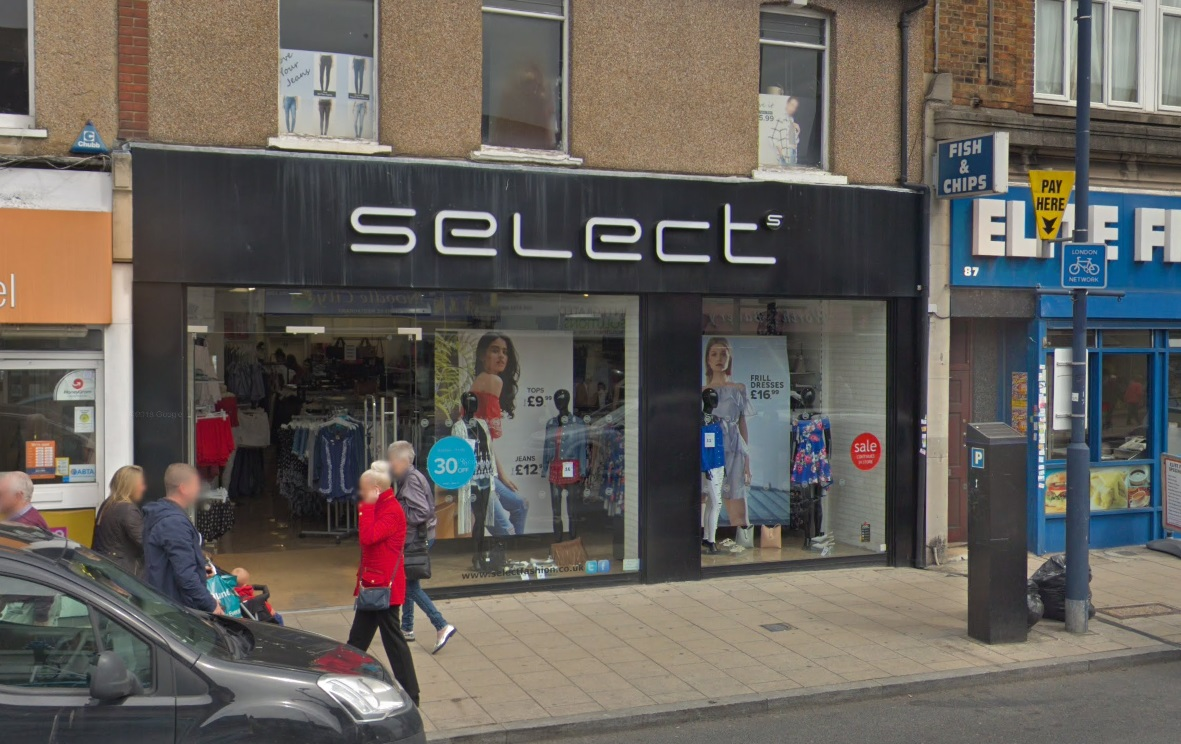 Fashion chain Select to enter administration threatening 2,000 jobs