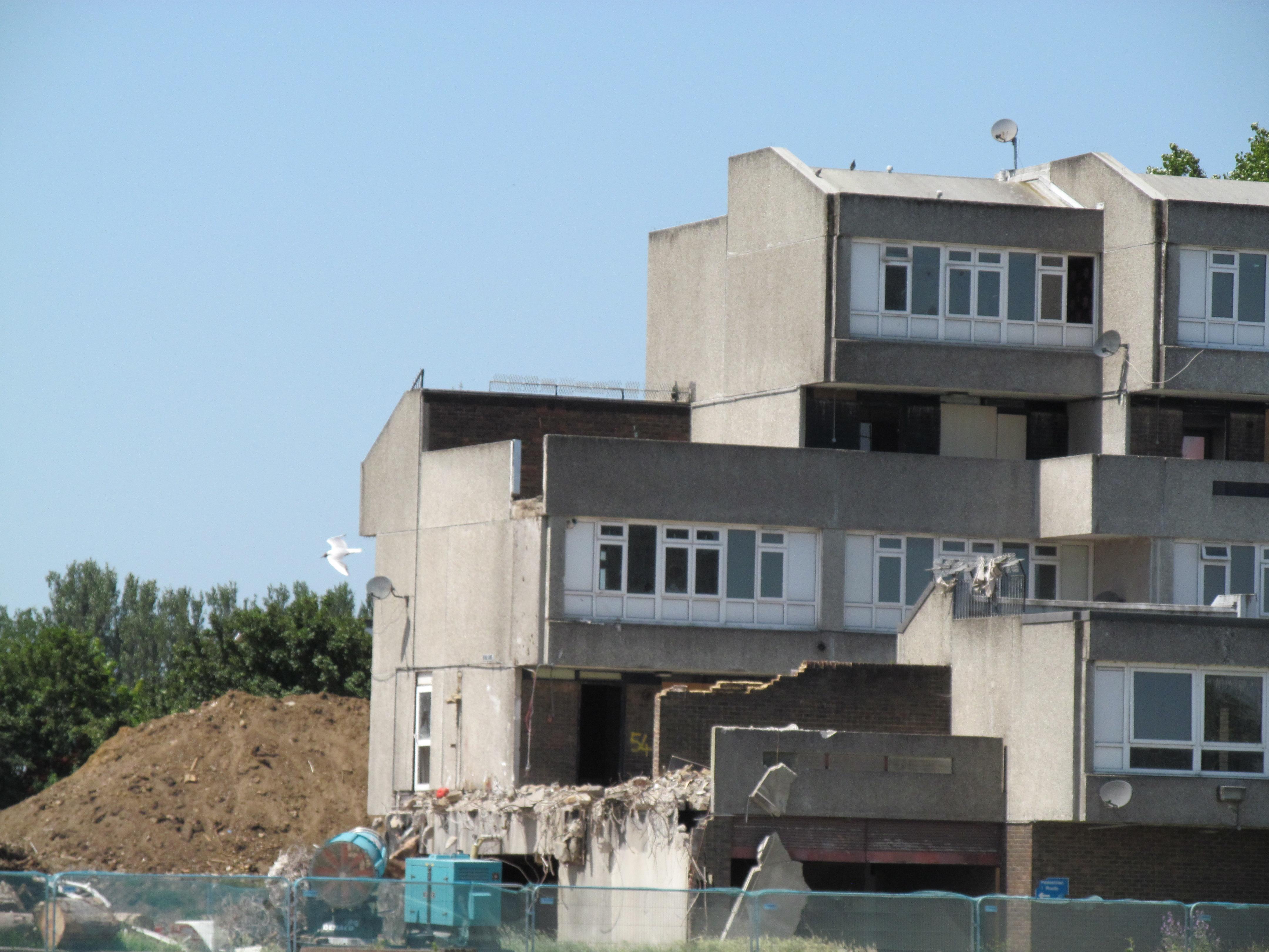 Bexley borough bottom across London for new social housing