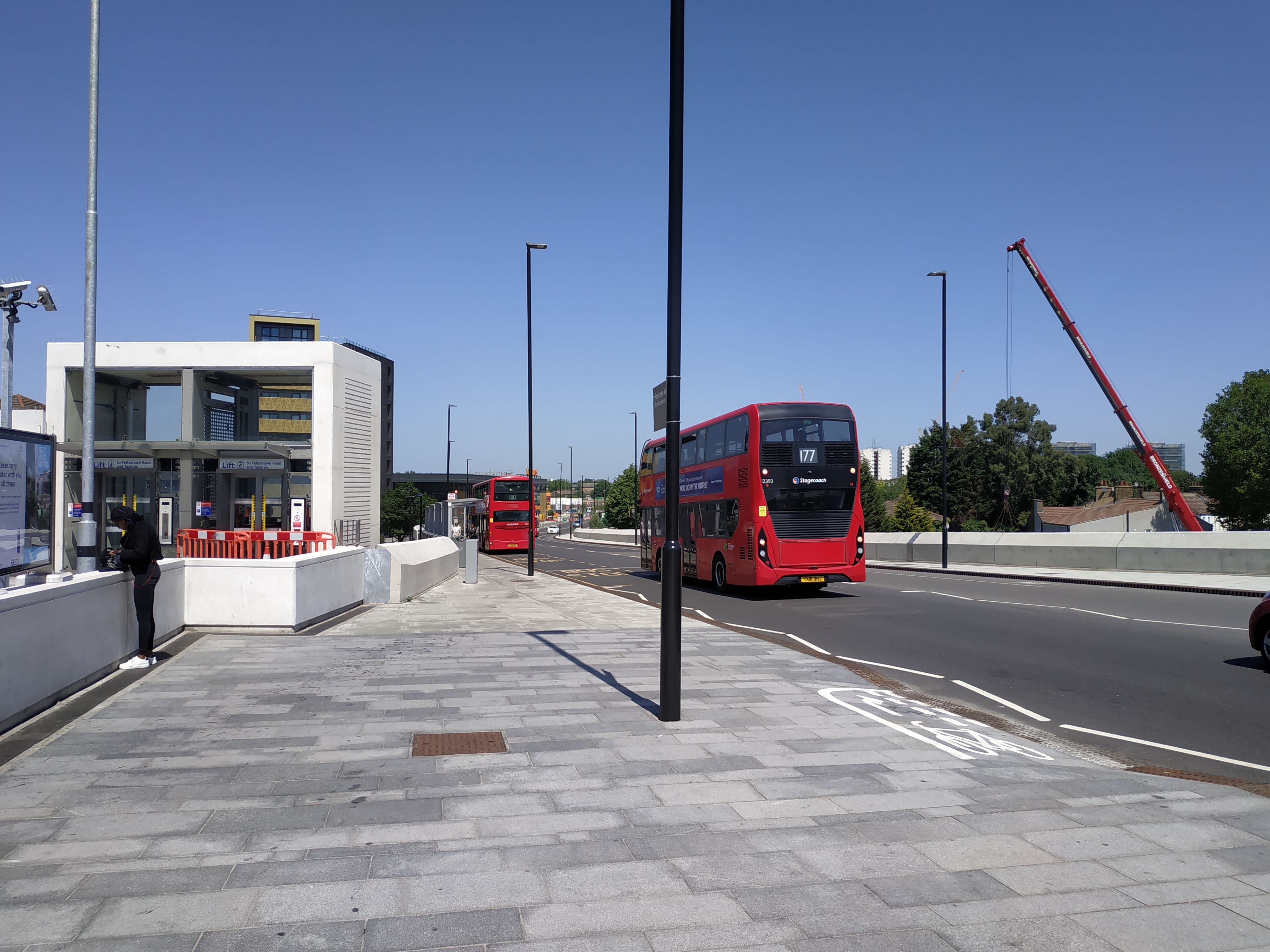 New bus route 301 linking Abbey Wood Crossrail to Bexleyheath starts this week
