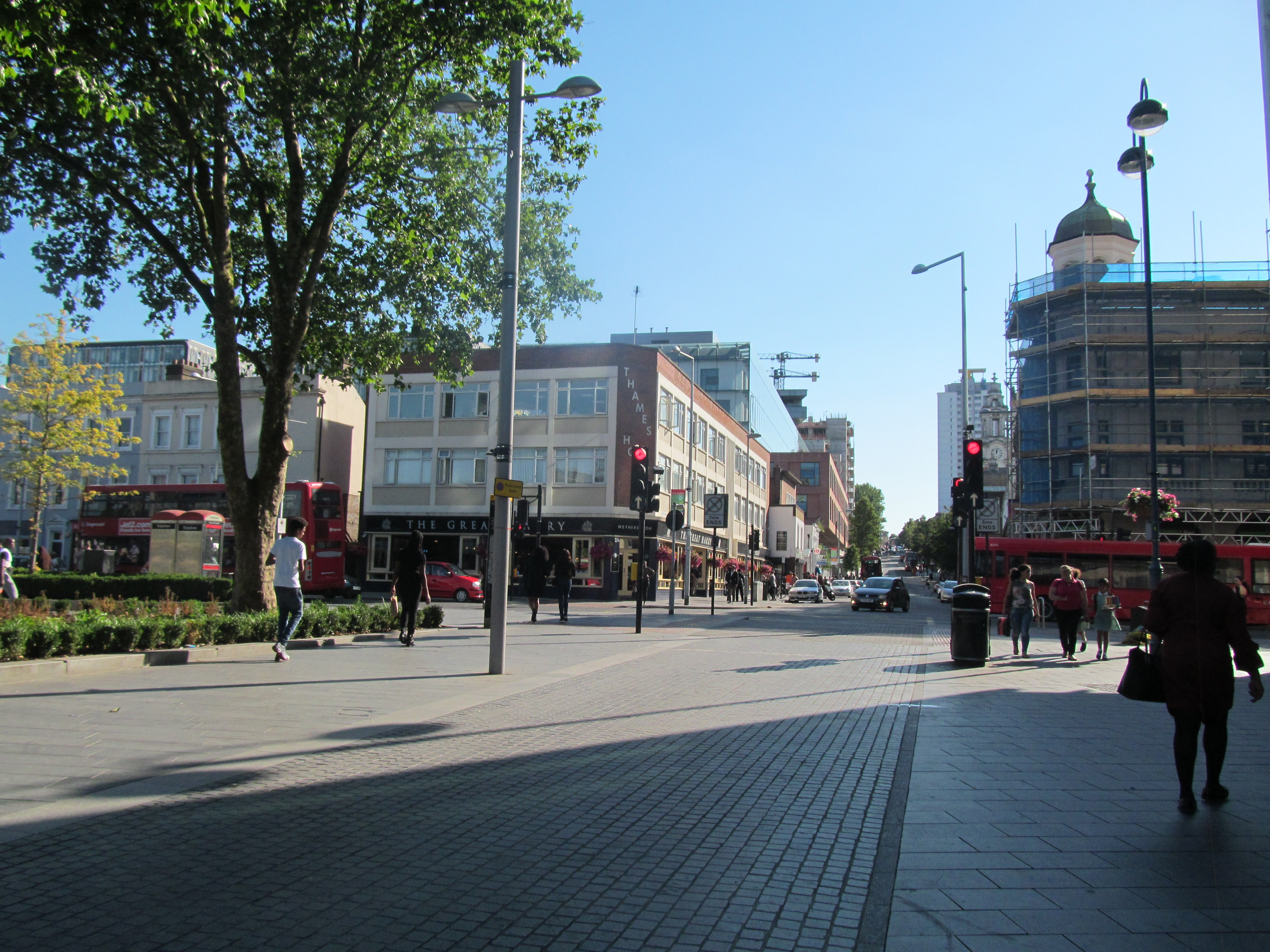 Town Centre deep cleaning across Greenwich borough to be axed