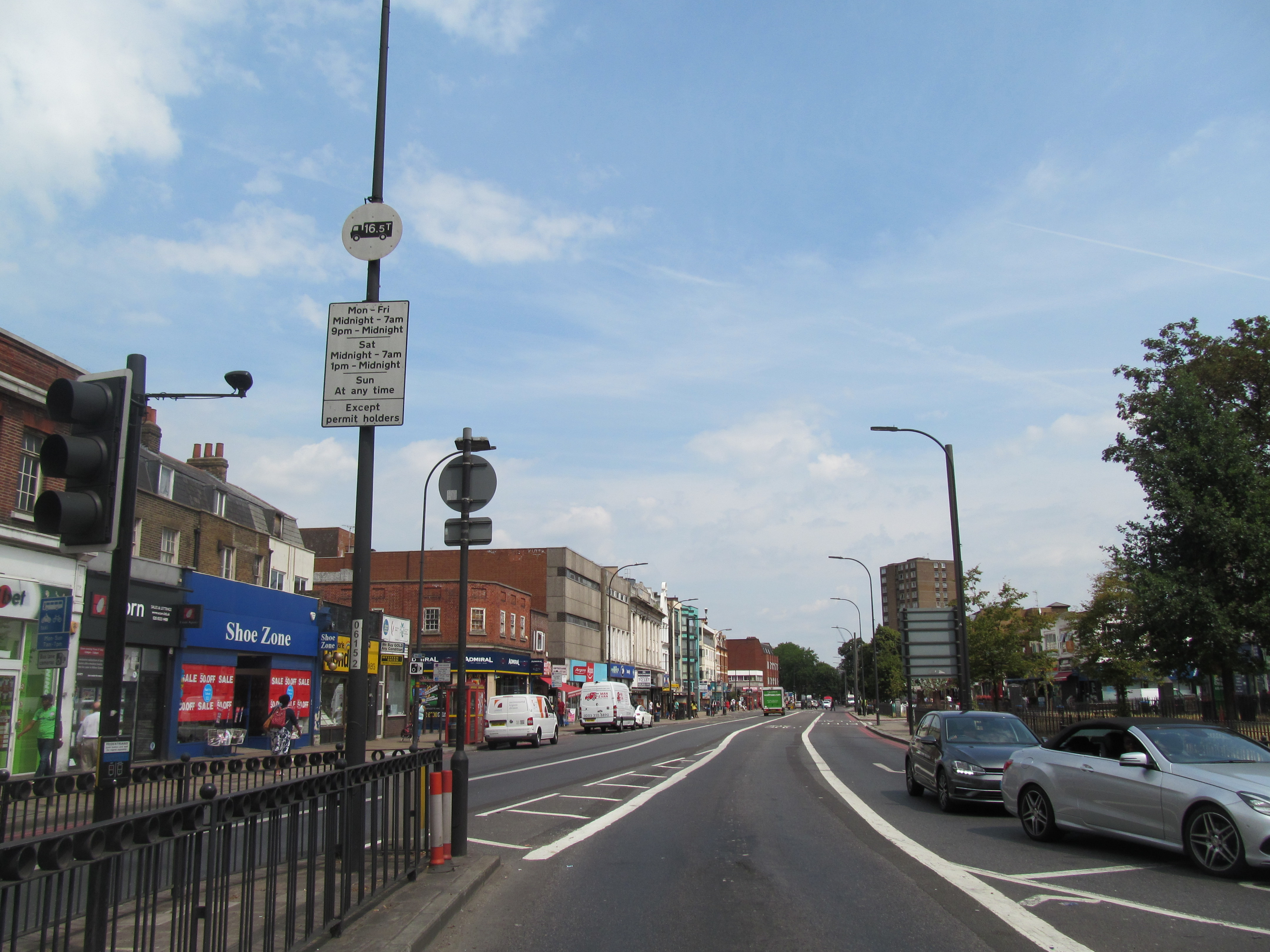 Lewisham to Catford to see temporary cycle lanes introduced