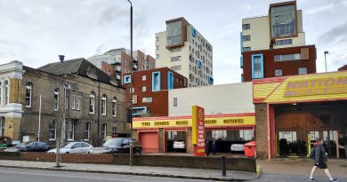 Combustible cladding replacement needed at another Greenwich development