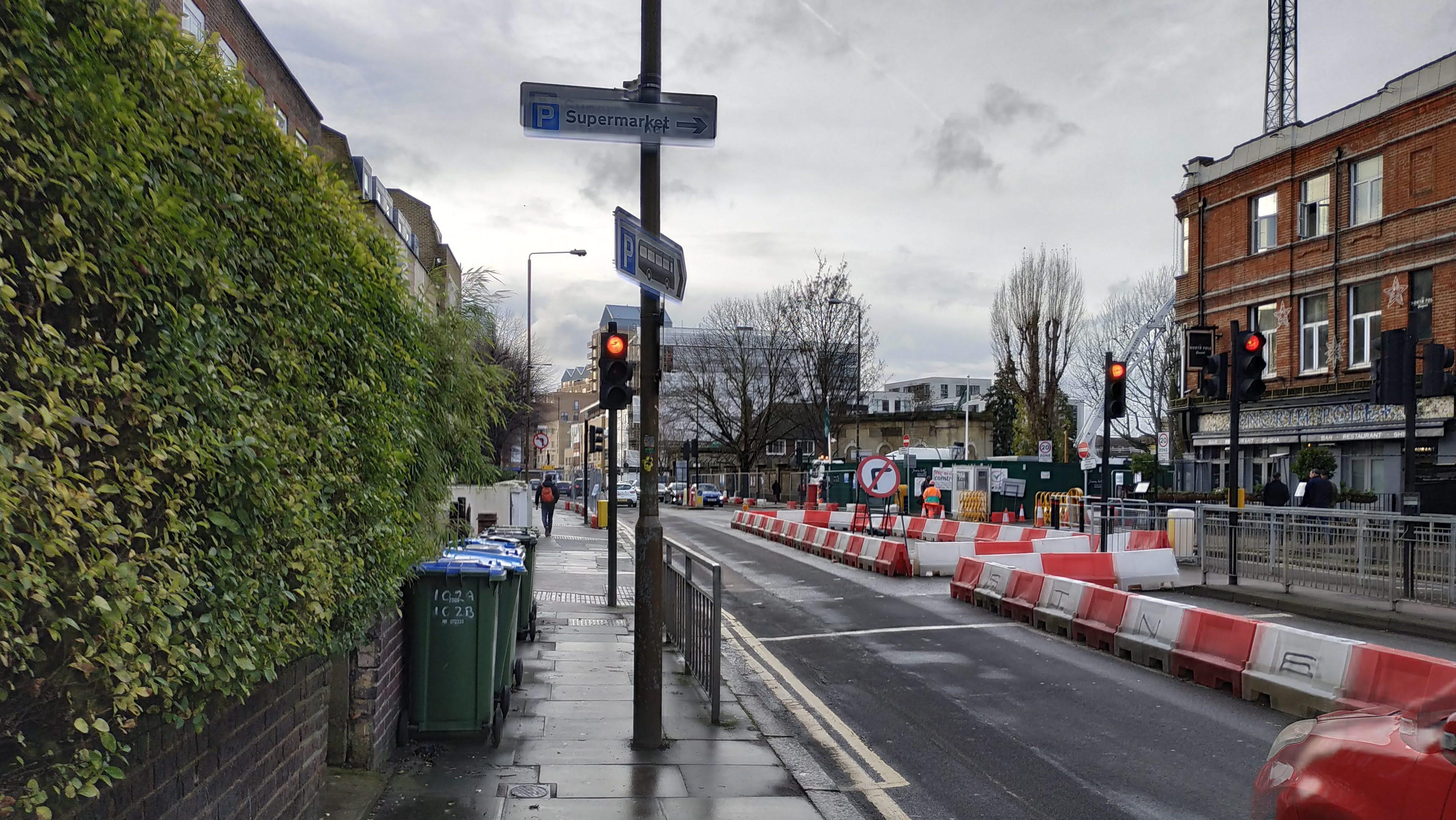 Another Greenwich housing block now underway