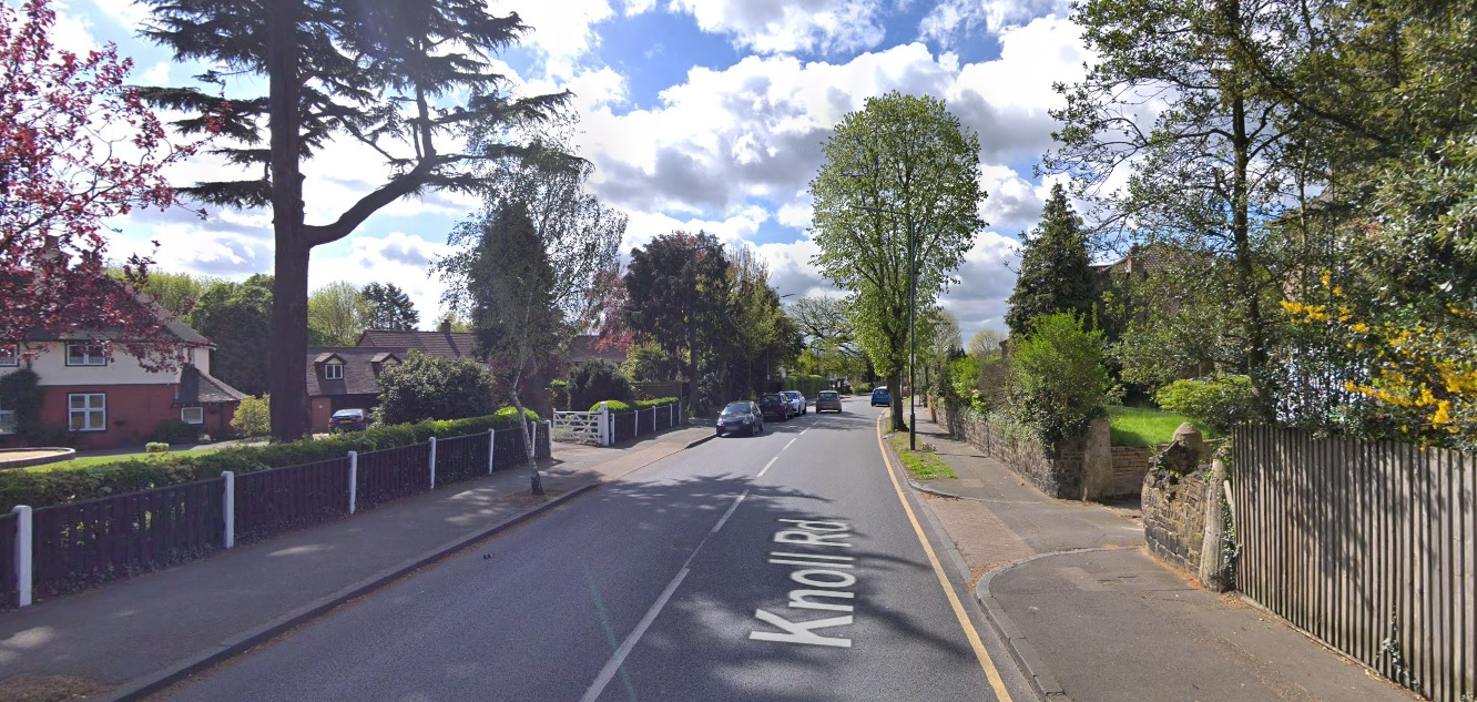 Police issue warning after armed Sidcup robberies