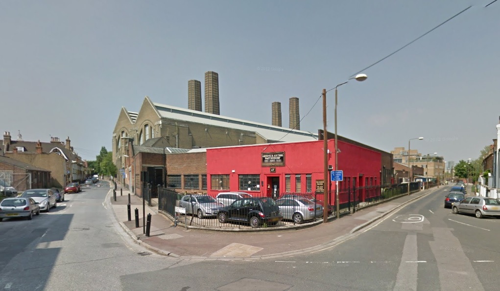Greenwich Auction house set to become Paul Rhodes bakery