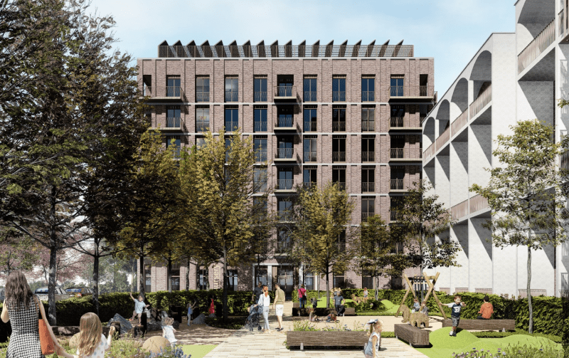 Greenwich Council reveal housing plans in Kidbrooke