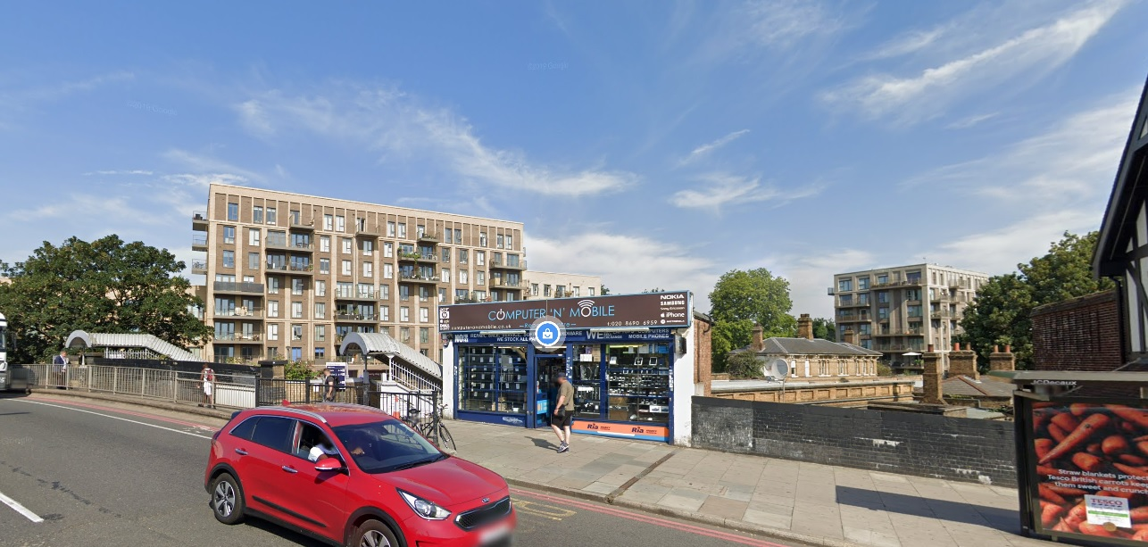 Catford station & town centre improvement work takes a step forwards