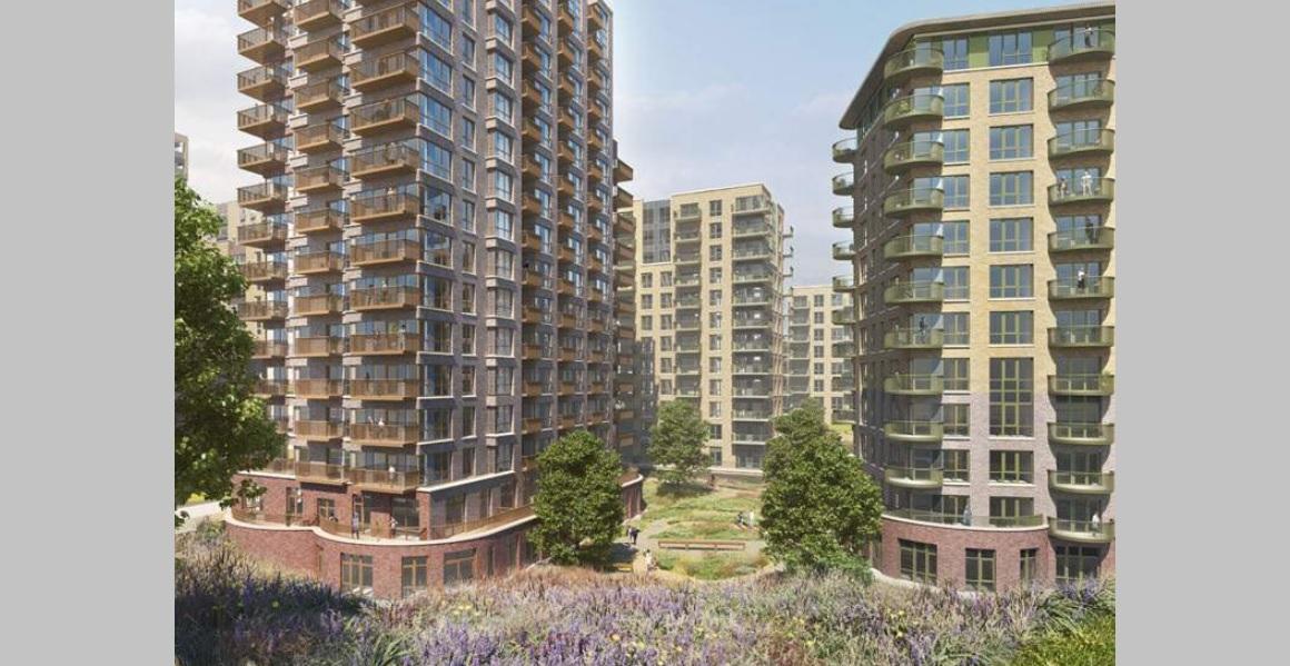 Revised plan for 1,306 Kidbrooke Village homes after July rejection