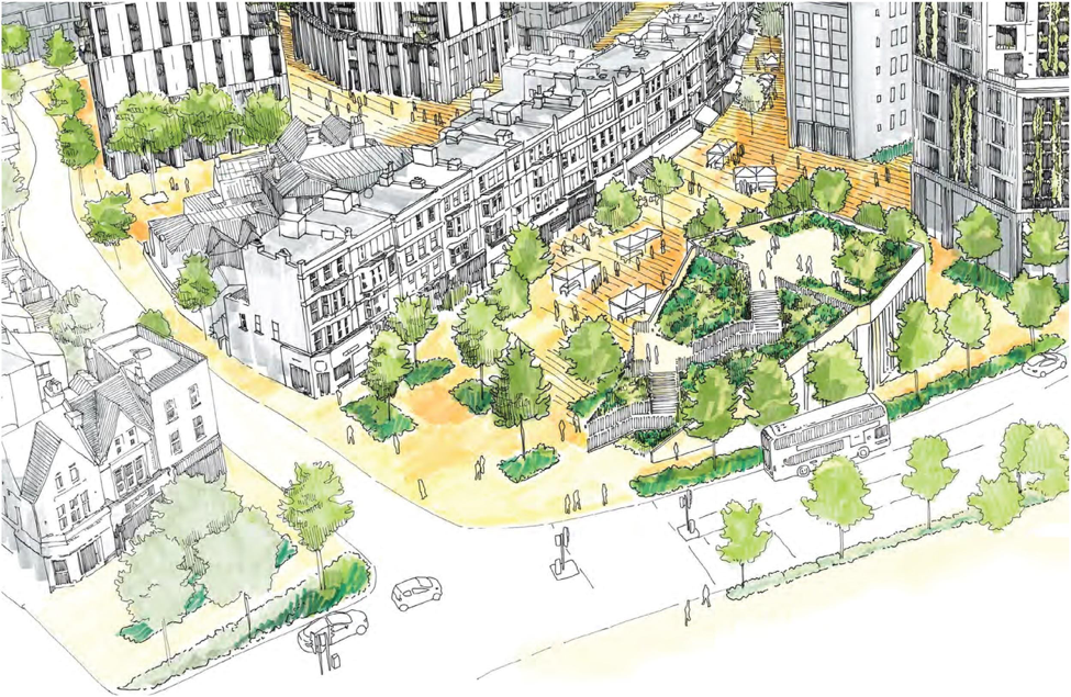 The future of Catford – discussions now ongoing