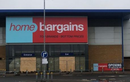 Home Bargains Charlton branch to open in March