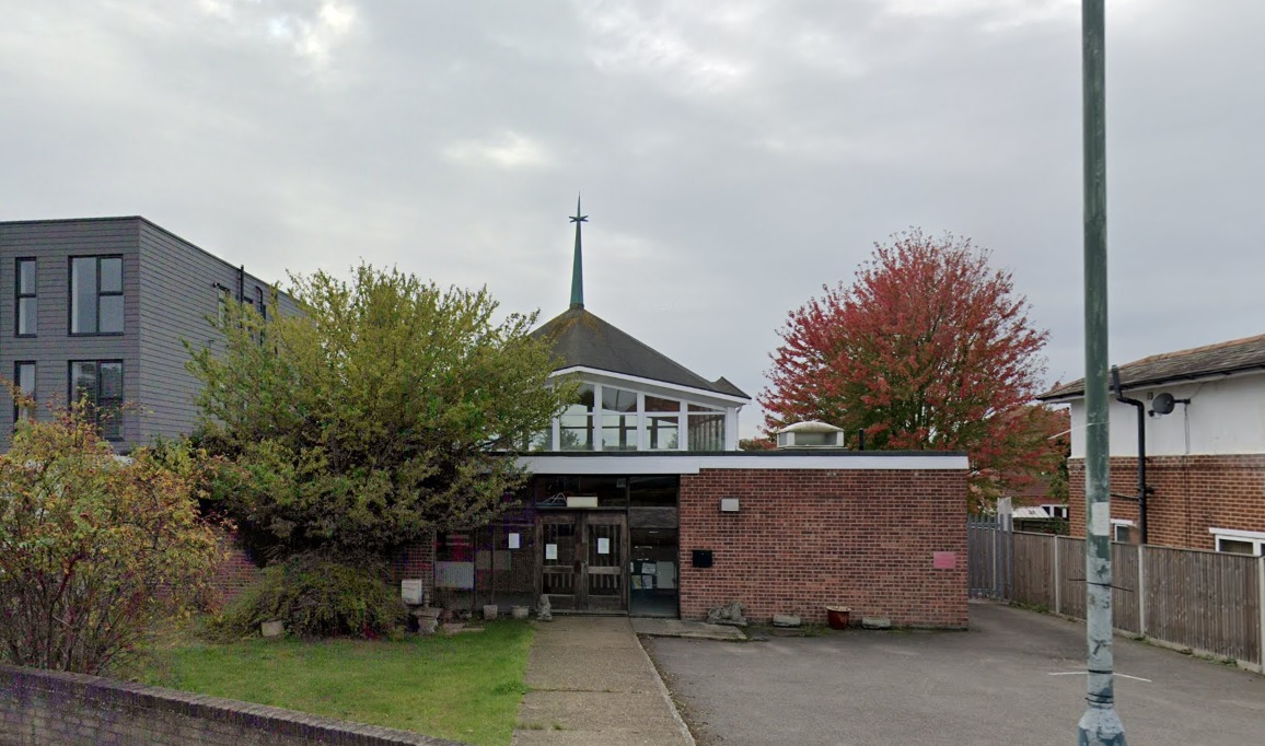 Former Sidcup church demolition planned