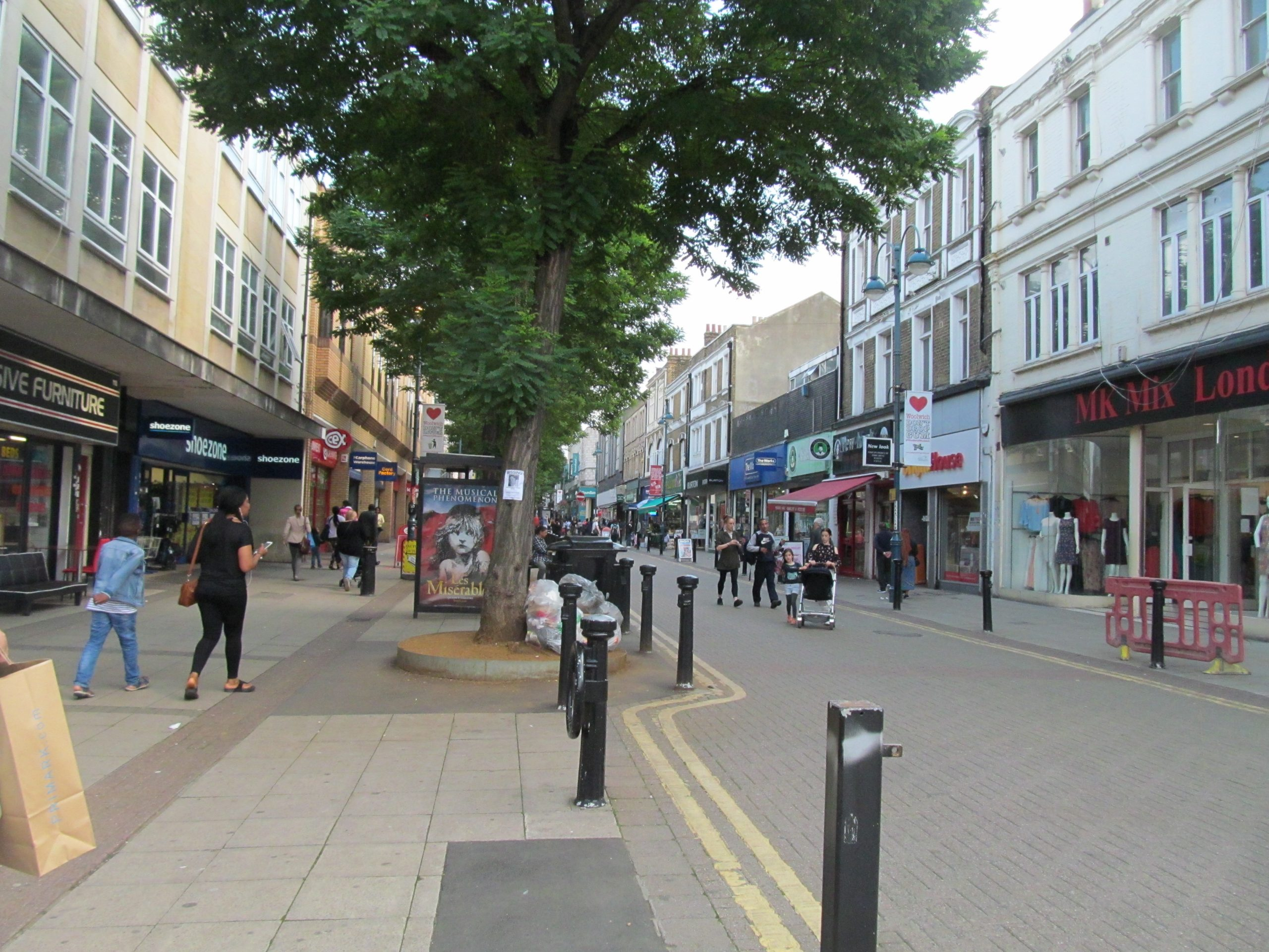 New details of £3.8 million Woolwich town centre improvement project