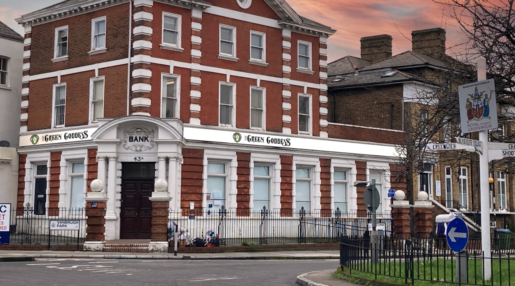 Plans in for new pub & brewery at former Blackheath Barclays bank