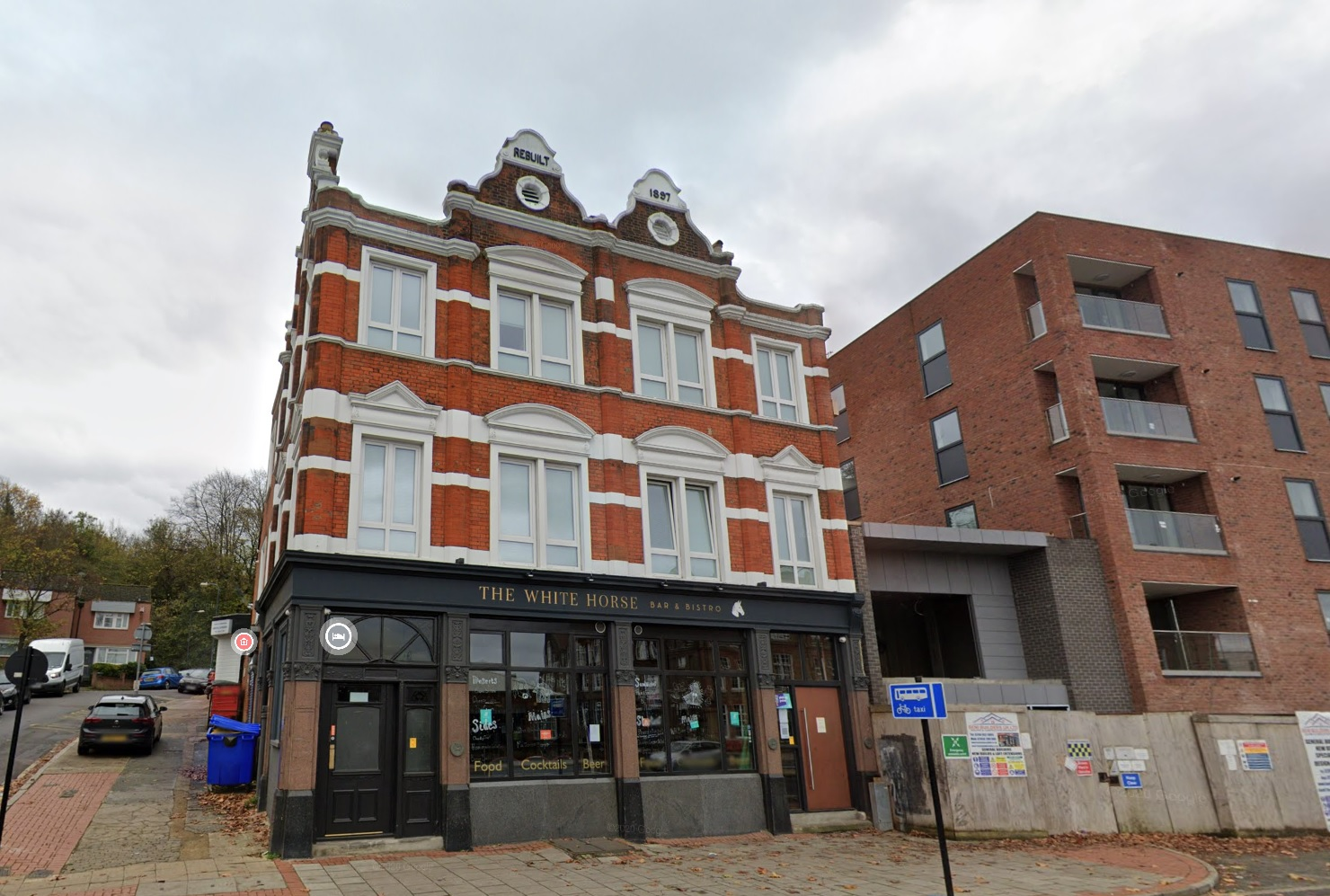 Application for 22-person HMO at Charlton's White Horse pub