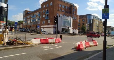 Operation nets eight dangerous drivers in Greenwich after resident complaints