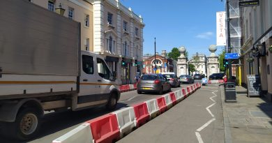 Greenwich town centre's £120,000 barriers being removed