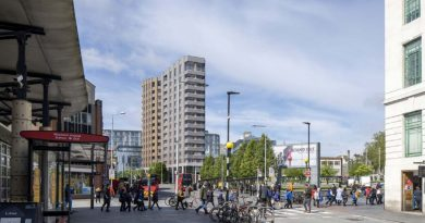 Woolwich Tesco tower: Revised plans submitted